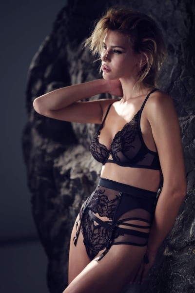 »Impressive« Suspender Belt