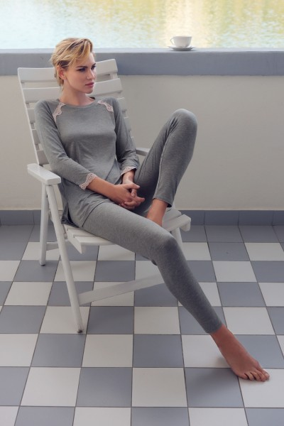 »Gabrielle« Pyjamas tunic and leggings