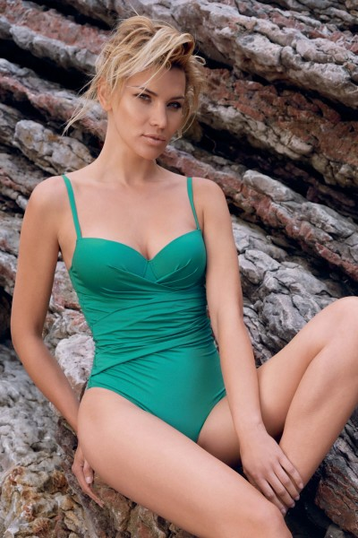 """Gran Canaria"" Padded One-Piece Swimsuit"