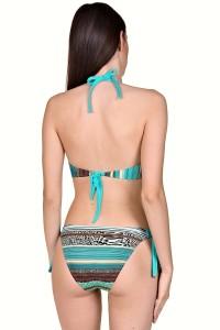 """""""Freetown"""" Bandeau Bikini Top"""