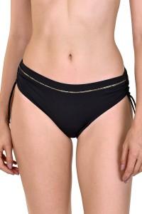 """Ancona"" Bikini Bottoms Side Drawstring"