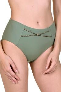 """""""Ancona"""" High Waisted Bikini Bottoms"""