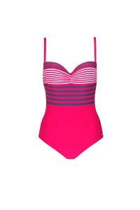 """Dominica"" Padded One-Piece Swimsuit"