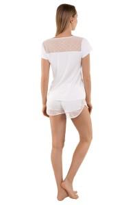 63410 - »Romance« Pyjama T-shirt and Shorts